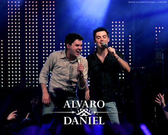 Álvaro e Daniel