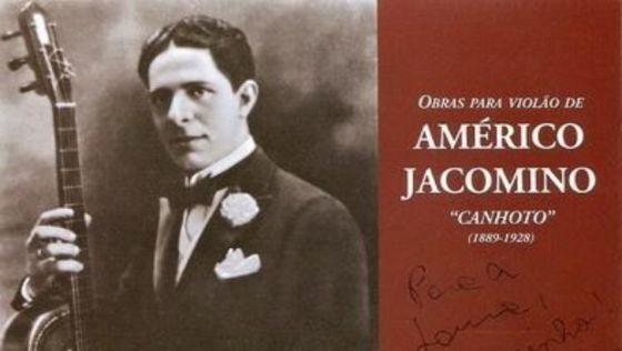 Américo Jacomino