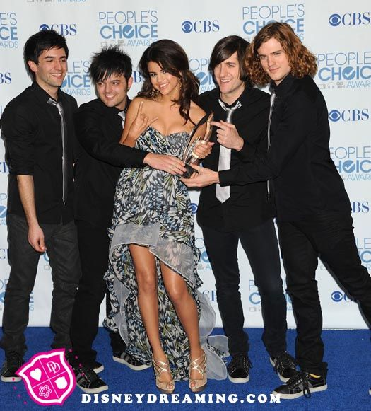 Selena Gomez and the Scene
