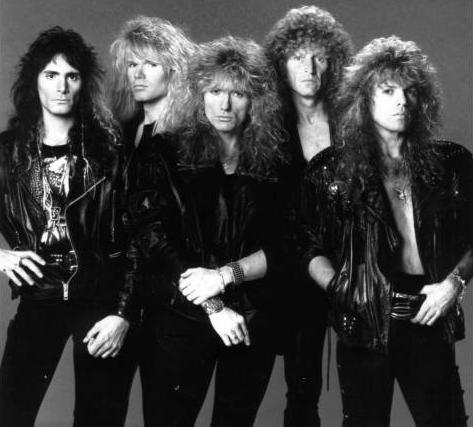 WHITESNAKE – Hard Rock - Cifra...